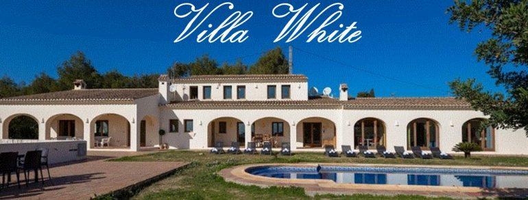 Alle tijd in Villa White – Reisperiode Maart of April 2019